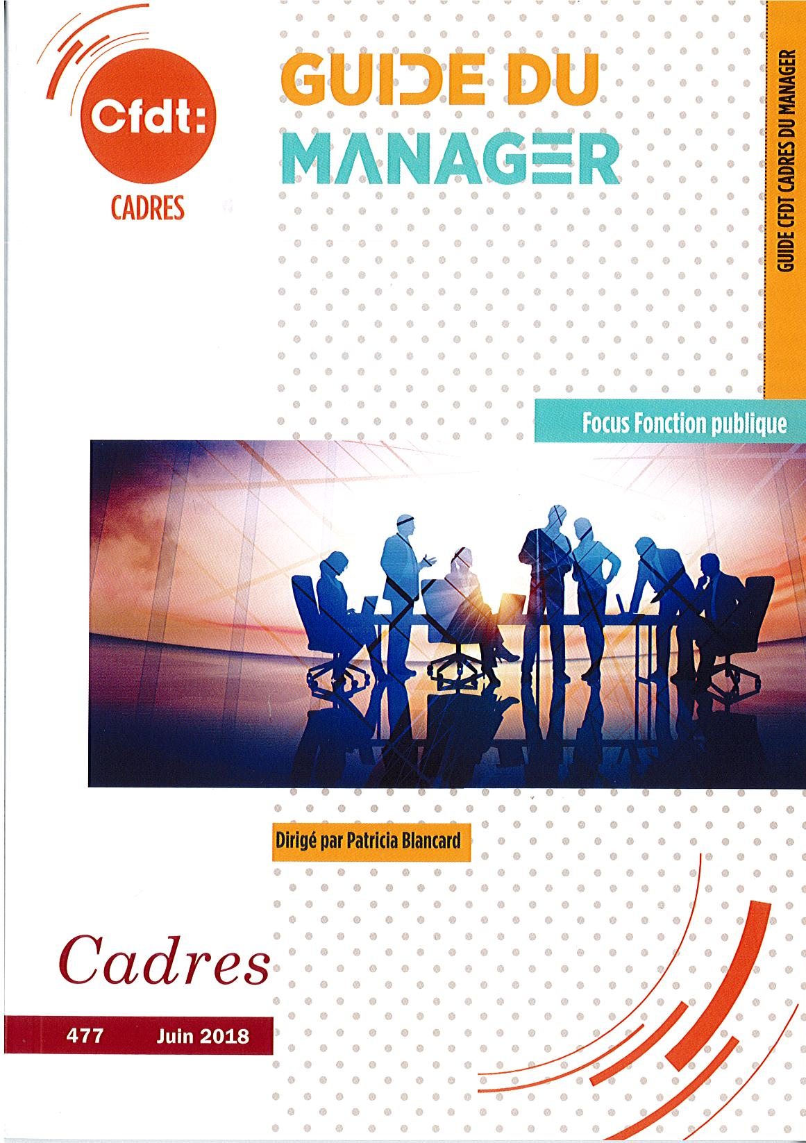 Guide CFDT du manager